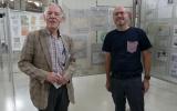 Ulrich Fehlmann SGSSV & Rafael Schenker, Entwerfer (Foto: Urs Beck)